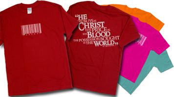 Barcode T-shirt for Children