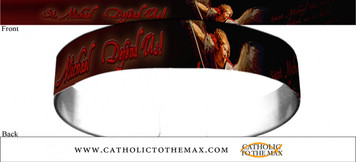Saint Michael Bracelet