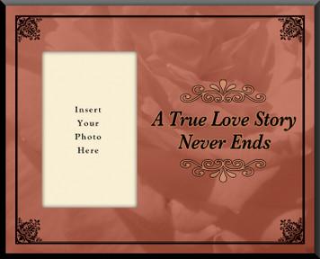 True Love Story Photo Frame