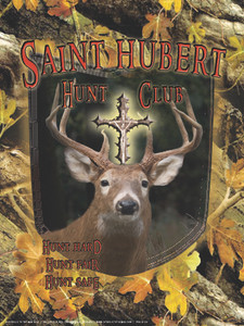 St. Hubert Hunt Club Poster