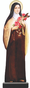 St. Therese of Lisieux Standee