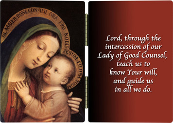 Our Lady of Good Counsel Diptych