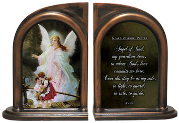 Guardian Angel Bookends