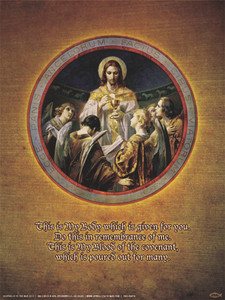Bread of Angels Poster