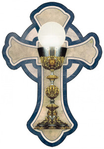 Chalice Wall Cross