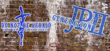 Generation JPII Mug (Brick Color)