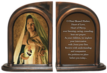 Immaculate Heart of Mary Bookends