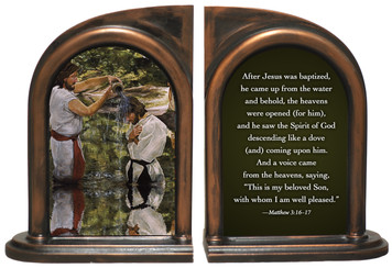 Baptism of Jesus Bookends