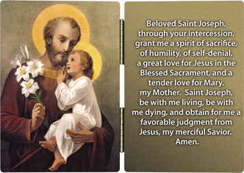 St. Joseph (Younger) Diptych