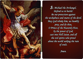 St. Michael the Archangels Diptych