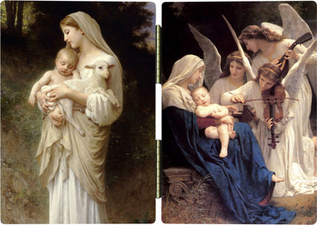 L'innocence and Song of Angels Diptych