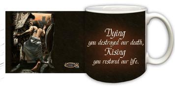 Resurrection (Jenicke) Mug
