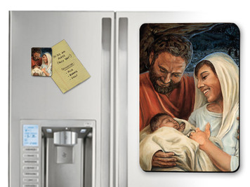 Nativity (Jenicke) Magnet