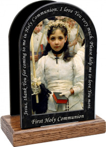First Holy Communion Prayer Table Organizer (Vertical)