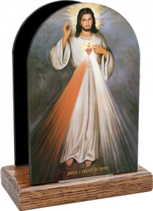 Divine Mercy Table Organizer (Vertical)