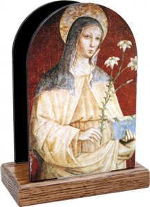 St. Clare Table Organizer (Vertical)
