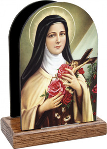 St. Therese Table Organizer (Vertical)