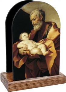 St. Joseph (Older) Table Organizer (Vertical)