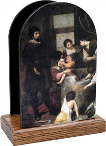St. Isidore Table Organize (Vertical)