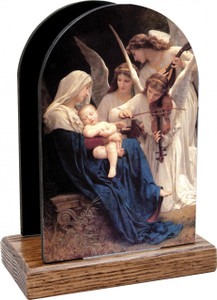 Song of Angels Table Organizer (Vertical)