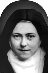 St. Therese (Nun) Arched Magnet