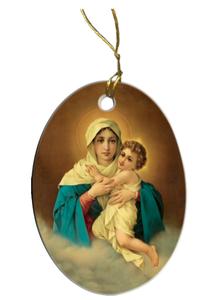 Schoenstatt Madonna Ornament