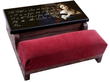 Marian Prayer Kid's Kneeler Box