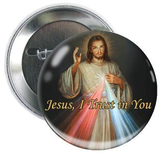 Divine Mercy Button