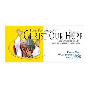Christ Our Hope Apostolic Journey Mug