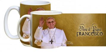 Viva il Papa Mug