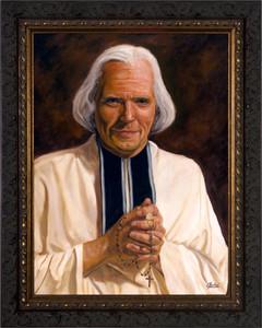 St. John Vianney by Jason Jenicke Framed Art