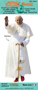 St. John Paul II Decal