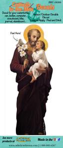 St. Joseph Decal