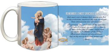 Notre Dame des Anges Mug
