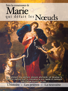 French Mary Undoer of Knots Novena Prayer Booklet