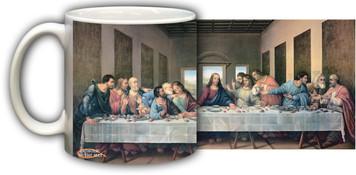 The Last Supper Redone Mug