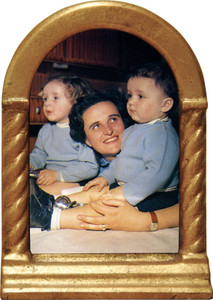 St. Gianna Desk Shrine