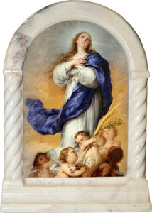 Immaculate Conception Desk Shrine