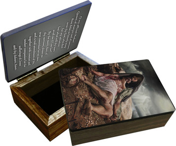 Pieta (Jenicke) Keepsake Box