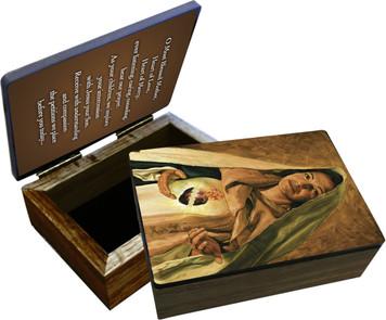 Immaculate Heart of Mary (Jenicke) Keepsake Box