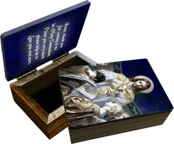Bread of the Angels Keepsake Box