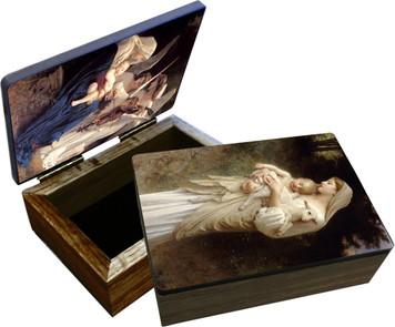 L'Innocence and Song of Angels Keepsake Box