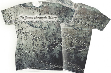 Marian Consecration Graphic Poly T-Shirt