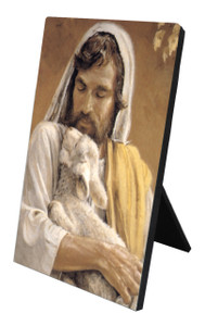 The Good Shepherd Desk Plaque
