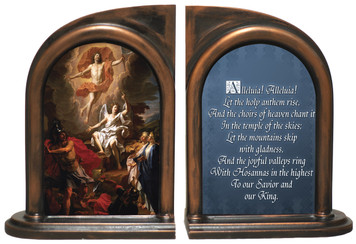 Resurrection of Christ Bookends