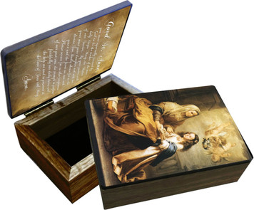 St. Anne Keepsake Box
