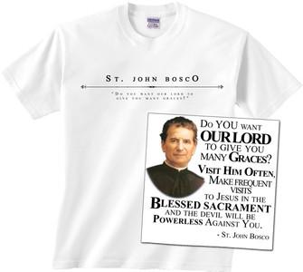 St. John Bosco Value T-Shirt