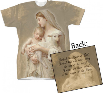 L'Innocence (Behold the Lamb) Full Color T-Shirt