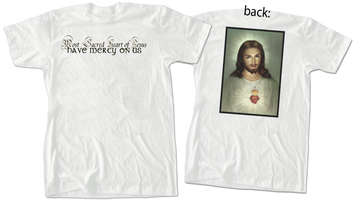 Sacred Heart of Jesus Value T-Shirt