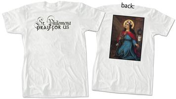 St. Philomena Value T-Shirt